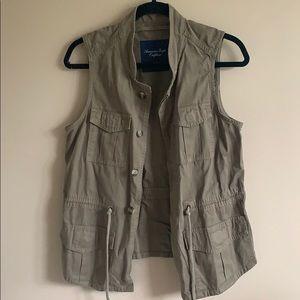 American eagle utility vest
